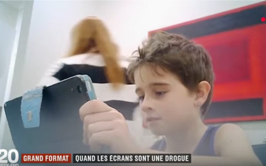 Les écrans – danger pour vos enfants !